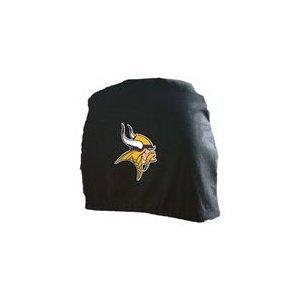 Vikings Head Rest Covers Minnesota Vikings Head Rest