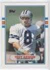 Troy Aikman (Football Card) 1989 Topps Traded - [Base] ()