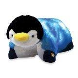 """Pillow Pets® Glow Pets Penguin 16"""""""
