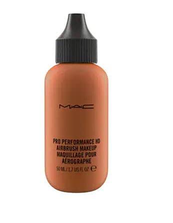 Pro Performance HD Airbrush Makeup - Caramel
