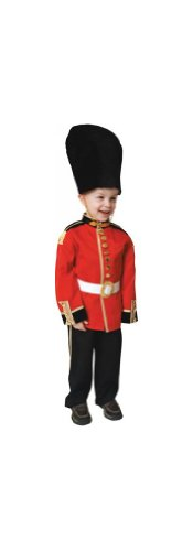 Royal Guard Costumes (Royal Guard Child Costume - Medium (8-10))