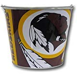 (Boelter Brands Washington Redskins Sleek Wrap 5 Qt Ice Bucket)