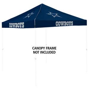 Image of Canopies NFL Dallas Cowboys Colored Canopy, One Size, Multicolor