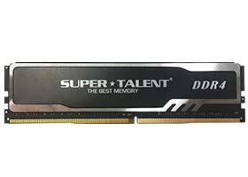 Super Talent DDR4-2400 SODIMM 16GB Value Notebook Memory PC Memory F24SB16GV