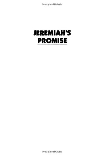 Full do it yourself jewish adventure book series by kenneth roseman jeremiahs promise an adventure in modern israel solutioingenieria Image collections