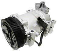 Arctic Air RC57553 Premium Remanufactured A/C Compressor with Clutch