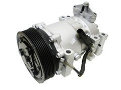 Arctic Air RC57553 Premium Remanufactured A/C Compressor with Clutch ()