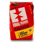 Equal Exchange Organic Coffee Love Buzz 10 oz. packd Whole Bean