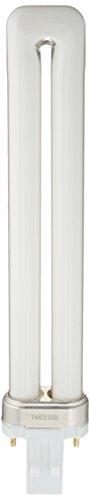 TCP 3201335K fluorescent Twin Tube PL Lamp - 13 Watt (800 Lumens) Bright White (3500K) 2-Pin (GX23 base)