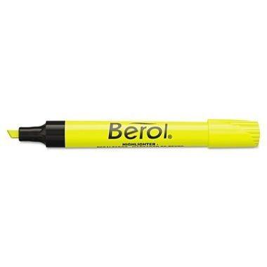 1 X SAN64324 - Berol Highlighter