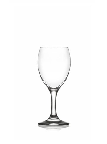 Stem Wine Goblet (Empire EMP548Z, 7 oz Water/White Red Wine Glass, 6.2