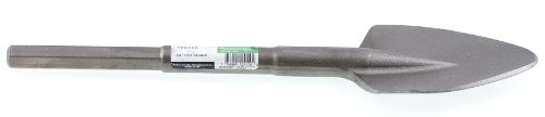 Hitachi 725129 3/4-Inch Hex with 5-Inch by 16-Inch Clay Spade Chisel
