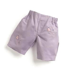 Lee Middleton Lavender Shorts #1477