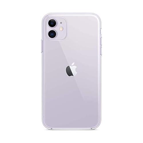 chollos oferta descuentos barato Apple Funda Transparente para el iPhone 11