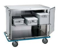6092016 Case Cart Encl, Dbl Dr Cmplete w/Accessor Ea Pedigo Products, Inc. -CDS-242-C - Pedigo Cds