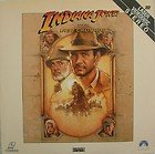 Indiana Jones & The Last Crusade Letterbox Edition Laser Disc
