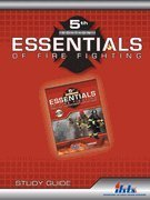 Essentials of Fire Fighting, Study Guide