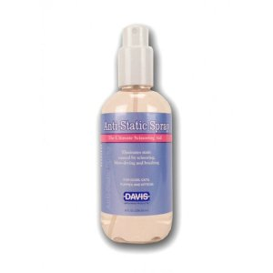 Davis Anti-Static Spray, 8 oz