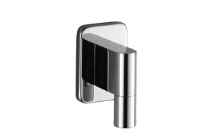 (Dornbracht 28450710-00 Lulu Wall Elbow In Polished Chrome )