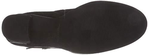 Nero 990 Bootie Heel O'polo black Stivali Donna Marc xwXTERq0nw