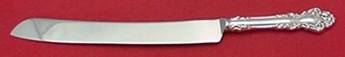 Spanish Baroque by Reed and Barton Sterling Silver Wedding Cake Knife Custom 12""