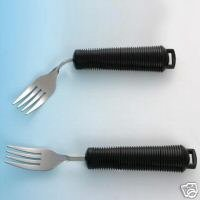 Bendable Fork - Black RDK
