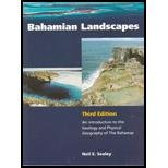 Bahamian Landscapes : Introduction to the Geology and Physical Geography of the Bahamas, Sealey, Neil, 1405064064