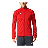 adidas Youth Tiro 17 Training Jacket Black/White - Up Warm Jacket Youth