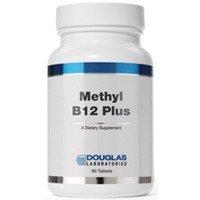 Дуглас лаборатории - Метил B12 Плюс - 90 таблеток