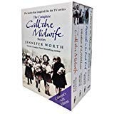 The Complete Call the Midwife Stories Jennifer Worth 4 Books Collector
