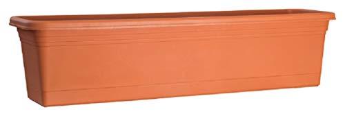 (Rugg Aw24-tc Window Box, Terracotta, Polyresin)