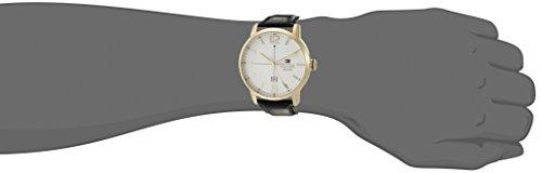 Tommy Hilfiger Men's 1791218 George Analog Display Japanese Quartz Black Watch