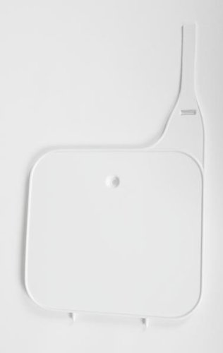 UFO HO04621-041 Replacement Plastic (FOR HONDA PLATE # HON CRF150 WHITE) by UFO (Image #1)