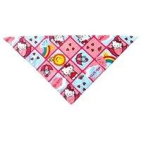 Hello Kitty Dog Bandana (Large: fits neck 14-20 inches) - Hello Kitty Dog Apparel