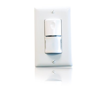 Wattstopper WS-250-I Stopper Passive Infrared Wall Switch...