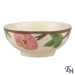 Rice Bowl Rose - Franciscan Desert Rose Rice/Ftd Cereal Bowl(s)