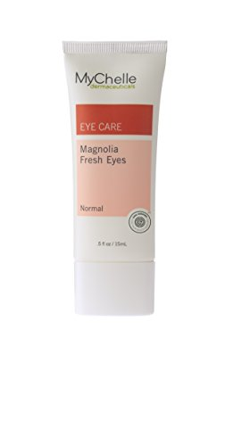 MyChelle Magnolia Fresh Eyes, Hydrating and Refreshing Eye Cream for All Skin Types, 0.5 fl oz by MyChelle Dermaceuticals