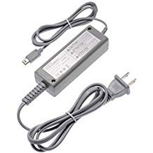 Punasi AC Charger for Nintendo Wii U Gamepad with 7.7ft Extra Long Cable for Play and Charge