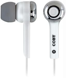 ISOLATION EARPHONE WHT
