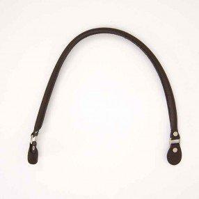 Taschengriffe Kunstleder schwarz, 70 cm, 2 Stück 2 Stück Hoooked