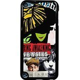 Broadway Blockbusters Case (Device iPod Touch 5) / Color White Plastic