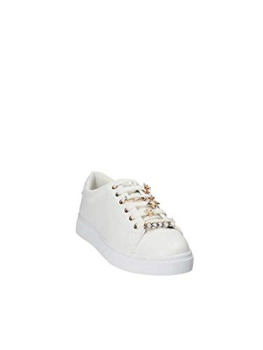 amp; Gt515 B18 Sneakers Bianco Donna Gold p1wOxdqw