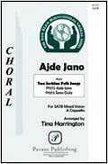 Read Ajde Jano - (from Two Serbian Folk Songs) - Tina Harrington - SATB a cappella - SATB ACAPPEL - Sheet Music PDF, azw (Kindle), ePub