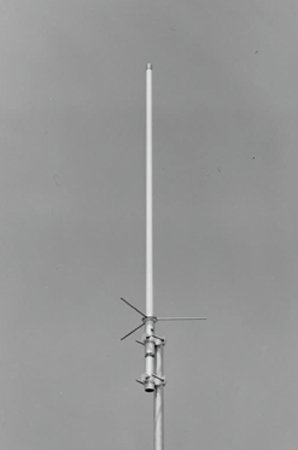 Comet Original GP-1 146/446 MHz Dual Band Heavy-Duty Fiberglass Vertical Base Antenna - 4' 2'', SO-239 Connector