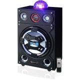 Supersonic IQ3026DJ 15-Inch Rechargeable Bluetooth DJ Speaker