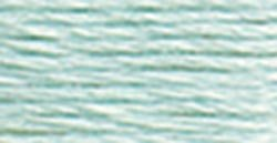 DMC 115 5-747 Pearl Cotton Thread, Very Light Sky Blue, Size 5