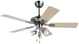 "Micromark Ceiling Fan: MICROMARK ""MANHATTAN"" 42"" CEILING FAN ...,Lighting"