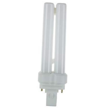Lighting Bulb Lamp 22 W FDL 2Pin Quad Tube GX32D2 Plugin 5000K Super White Light Bulb ()