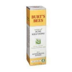 Burt's Bees Natural Acne Solutions Lotion, Daily Moisturizing, 2 oz.