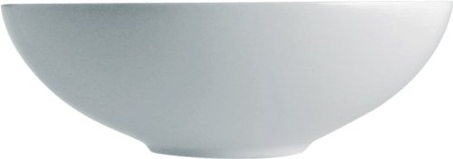 Alessi Mami 5-3/4-Inch Small Bowl, White Porcelain, Set of -